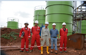 Tentang PT Gas Depo Industry