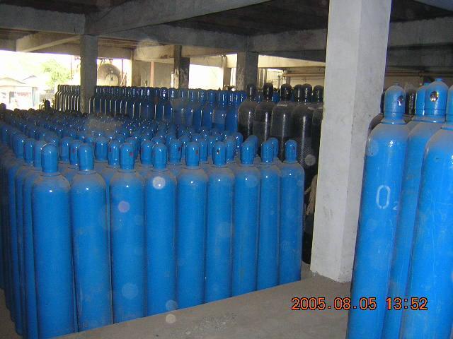 Spesifikasi Tabung Gas Nitrogen - PT. Gas Depo Industry