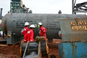 Purging Pipe, Tanker, Bulk & Tank