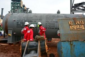 Purging Pipe, Tanker, Bulk & Tank1
