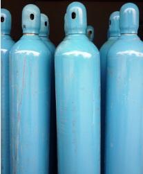 Tabung gas baru
