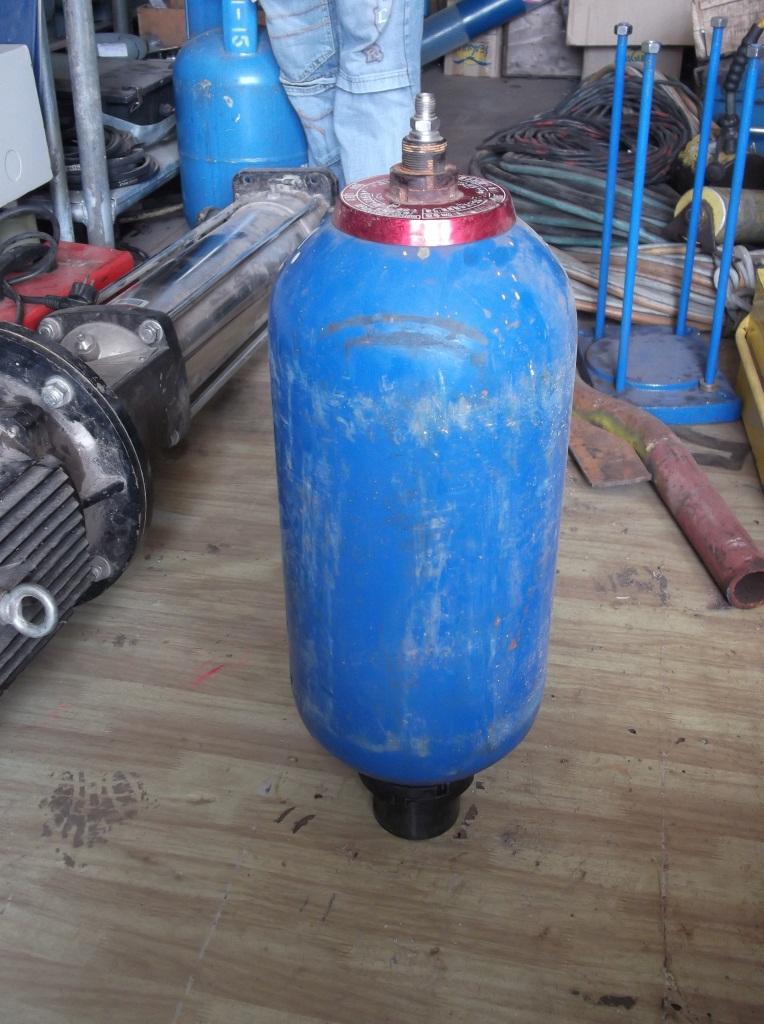 Refill Nitrogen Accumulator - PT  Gas Depo Industry